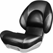 Tempress High Back Boat Seat Tempress® Centric ™ II Black / Wave Rocket