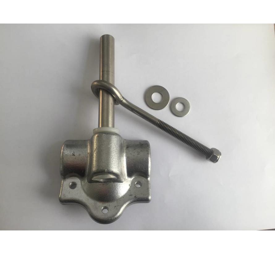 Set Klampriem Eye bolt, Oarlock 2 pieces