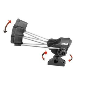 Scotty 240 Striker Rod Holder With 241 Side Deck Mount