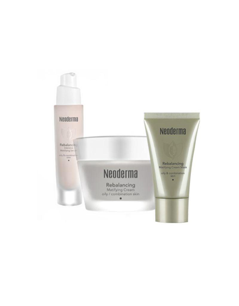 Neoderma Neoderma Rebalancing Anti-Acne Trio