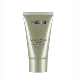 Neoderma Apricot & Almond Scrub Cream