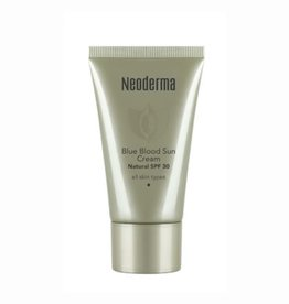 Neoderma Blue Blood Sun Cream Naturel SPF 30