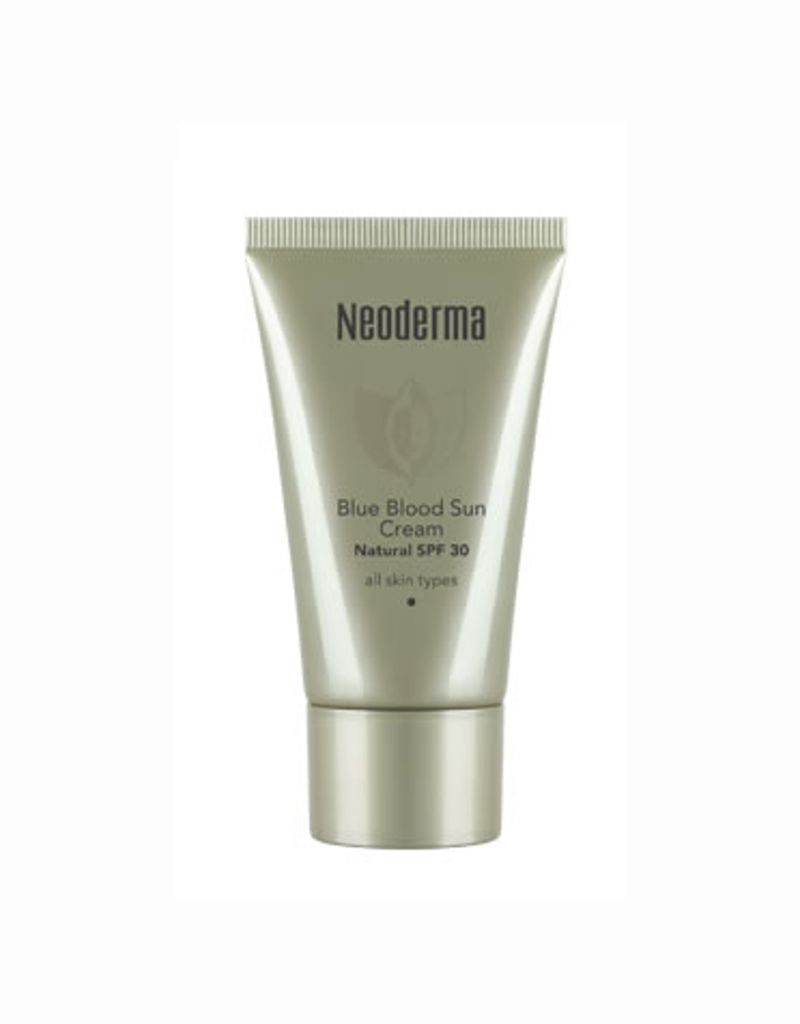 Neoderma Neoderma Blue Blood Sun Cream Naturel SPF 30