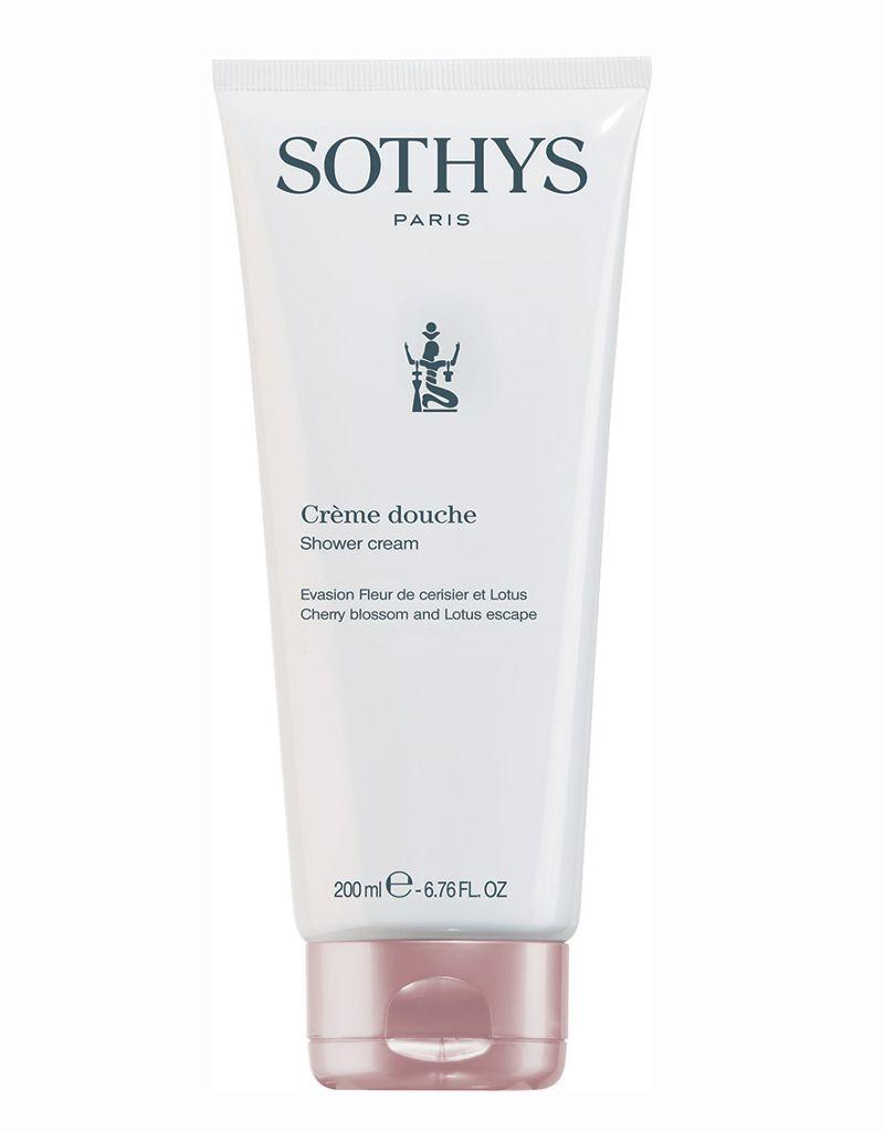 Sothys Sothys Creme Douche Fleur de Cerisier et Lotus