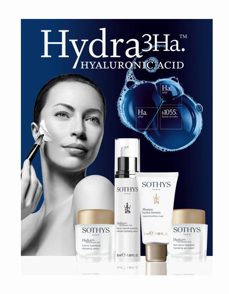 Sothys Hydra 3Ha Gel-Creme Hydratante