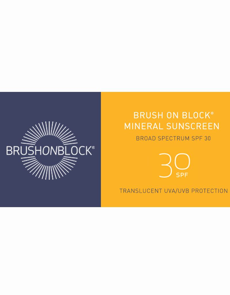 Divers Susan Posnick Brush On Block Mineral Sunscreen SPF30
