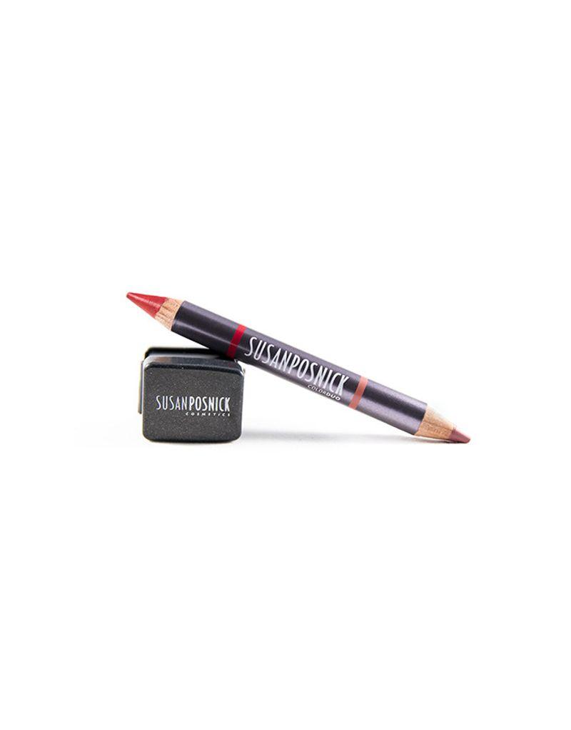 Divers Susan Posnick Lipliner Lipstick Color Duo