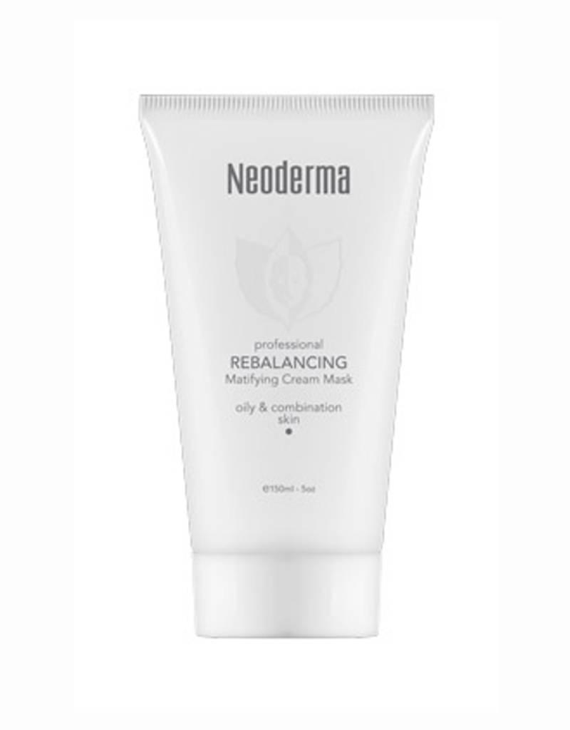 Neoderma Neoderma Rebalancing Matifying  Cream Mask Tube 150 ml