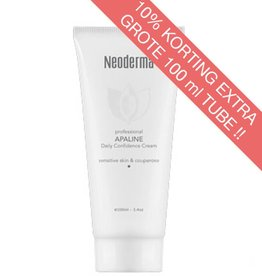 Neoderma Apaline Daily Confidence Cream Tube 100 ml
