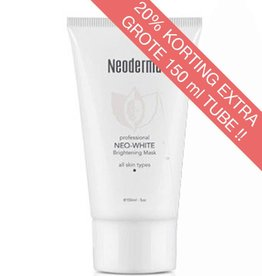 Neoderma Neo White Brightening Mask Tube 150 ml