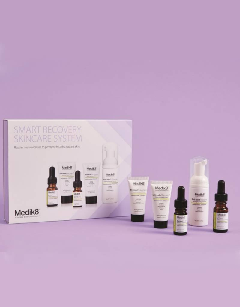 Medik8 Medik8 Smart Recovery Skincare System