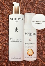 Sothys Sothys Duo Bodylotion 400 ml + Doucheschuim 150 ml