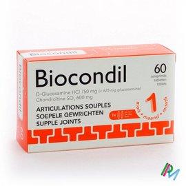 Biocondil Sans Mn Comp 60