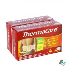 Thermacare Cp Chauffante Douleurs Dos 2x2 Promo