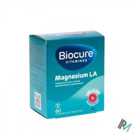 BIOCURE Biocure Magnesium La Filmomh.tabl 60