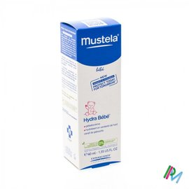 MUSTELA Mustela Pn Hydra Bb Creme Visage Nf Tube 40ml