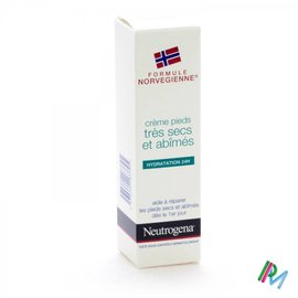NEUTROGENA Neutrogena Formule Norvegienne Crème Pieds Secs Et Abîmés 50ml