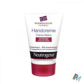 NEUTROGENA Neutrogena Noorse Formule Handcrème Geconcentreerd Zonder Parfum 50ml