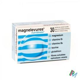 MAGNELEVURES NUTRIDOSE      SACH 30 UNDA