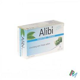 ALIBI BLISTER ZUIGPAST 18