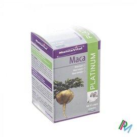 MANNAVITAL Mannavital Maca Platinum V-caps 60