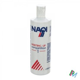NAQI Naqi Warming Up Competition 1 Lipo-gel 500ml