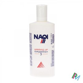 NAQI Naqi Warming Up Competition 3 Lipo-gel 500ml