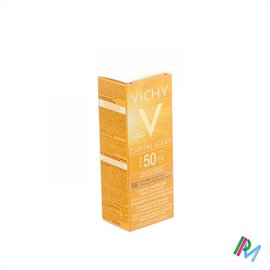 VICHY Vichy Cap Sol Ip50 Bb Creme Dry Touch 50ml