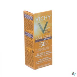 VICHY Vichy Cap Ideal Soleil Ip50 Gel Bronze 50ml
