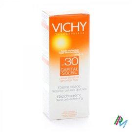 VICHY Vichy Cap Sol Ip30 Cr Vis Peau Sens Ps 50ml