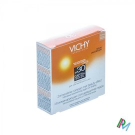 VICHY Vichy Cap Sol Compact Powder Light 10g