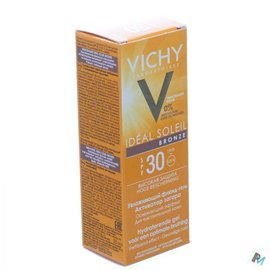 VICHY Vichy Cap Ideal Soleil Ip30 Bronze Gel 50ml