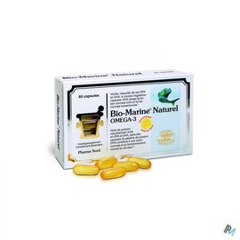 Pharma Nord Bio-marine Naturel Caps 80