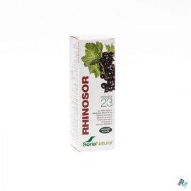 SORIA SORIA COMPOSOR N23 RHINOSOR                   30ML