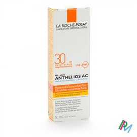 LAROCHEPOSAY Lrp Anthelios Fluide Ac Ip30 50ml