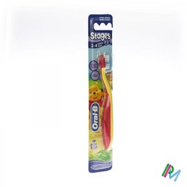 Oral B Oral B Brosse Stages 2 2-4ans
