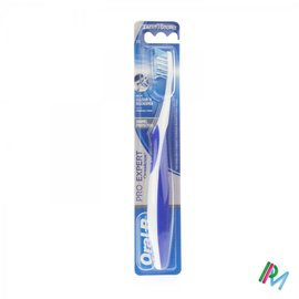 ORALB Oral B Brosse Crossaction Proexpert Enamel 35 Soft