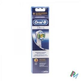 Oral B Oral B Refill Eb18-3 Pro White 3