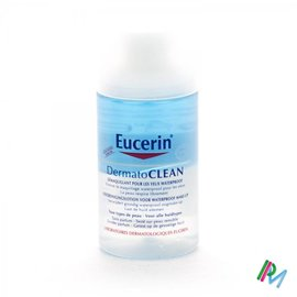EUCERIN Eucerin Dermatoclean Demaquillant Yeux Wtp 125ml