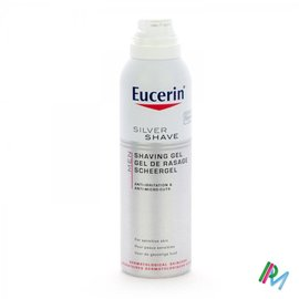 EUCERIN EUCERIN MEN SILVER SHAVE SHAVING GEL       150ML