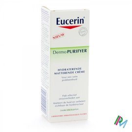 EUCERIN Eucerin Dermo Purifyer Hydraterende Verzorg. 50ml