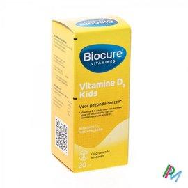 BIOCURE Biocure D3 Kids Gutt 20ml