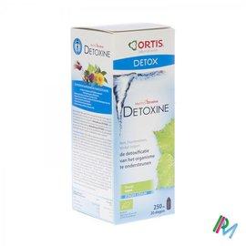 ORTIS Ortis Methoddraine Detoxine Pomme S/fucus Bio250ml