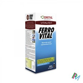 ORTIS Ortis Ferro Plus-g N1 250ml