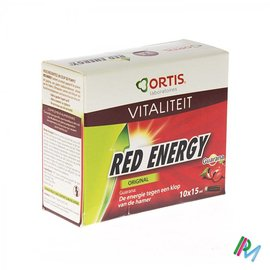 ORTIS Ortis Red Energy-g N1 10x15ml