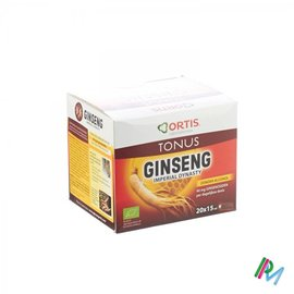 ORTIS Ortis Ginseng Dynasty Imperial Bio 20x15ml