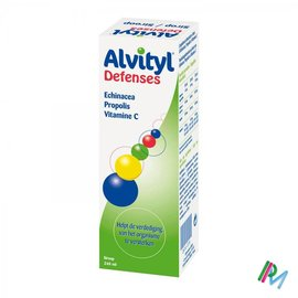 ALVITYL Alvityl Defenses Sirop Fl 240ml