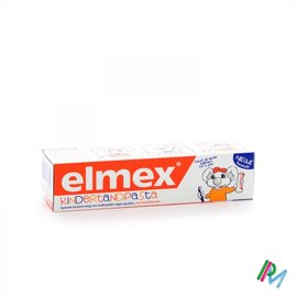 ELMEX DENTIFRICE ELMEX® ENFANT TUBE 50ML