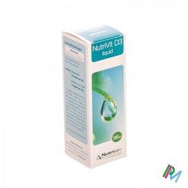 NUTRISAN Nutrivit D3 Liquid Gutt 100ml Nutrisan