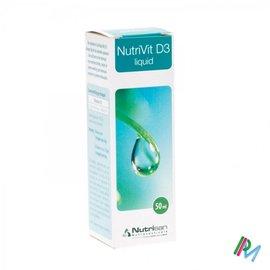 NUTRISAN Nutrivit D3 Liquid Gutt 50ml Nutrisan